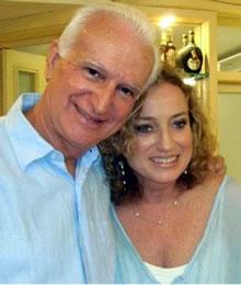 Adriana Selene Zanonato e Luiz Carlos Prado