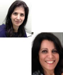 Analuíza S. Antunes Cunha e Rosane Esquenazi