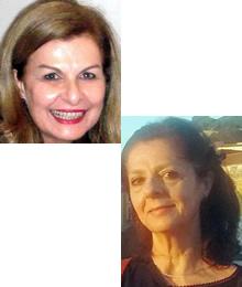 Eliete Teixeira Belfort Mattos e Nira Lopes Acquaviva