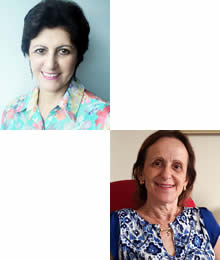 Rosemary D. Padilha e Silvia Fontes