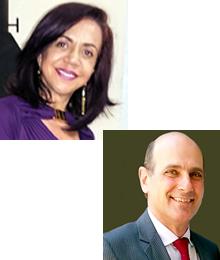 Edilene Joceli de Almeida e Alberto Scofano Mainieri