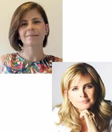 Karina Breitenbach Nassif Azen e Ruth Lass